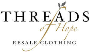Threads logo white background